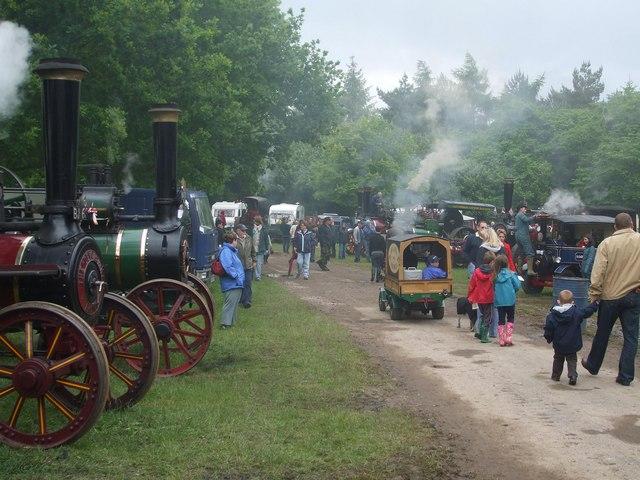 Strumpshaw Steam Fair
