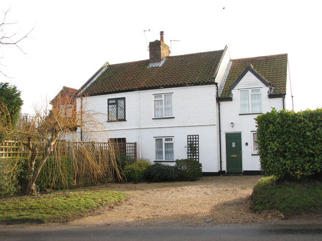 Cottage in School Lane