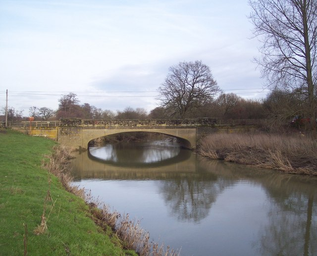 Enfield Bridge over the River Medway