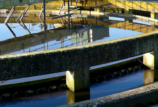 Sewage Works, Louds Mill Dorchester