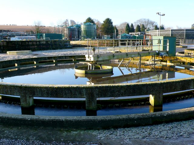 Sewage Works Louds Mill Dorchester