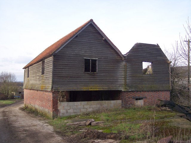 Barns near Ashour Farm