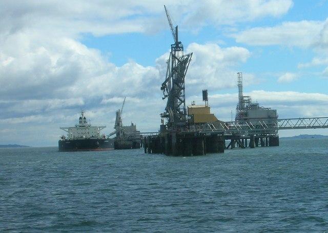Hound Point Tanker Terminal