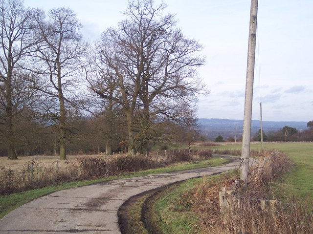 Bridleway to Ashour Farm