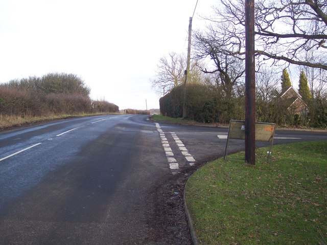 Junction on Penshurst Road
