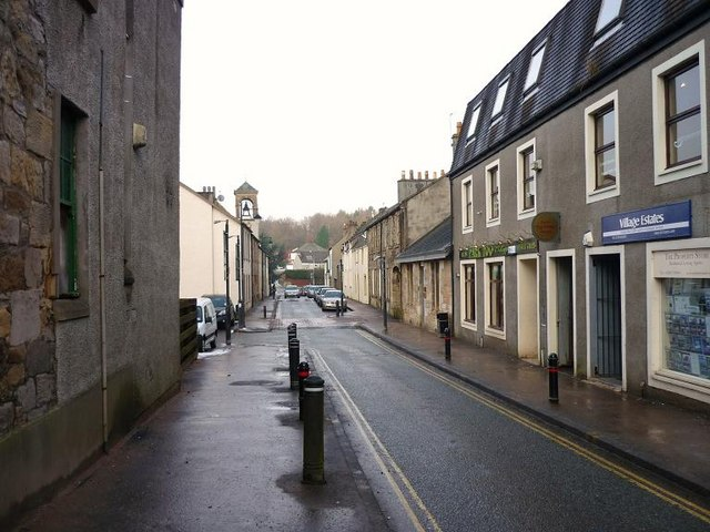 The Wynd (looking north)