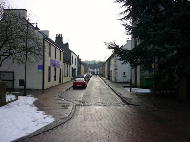 The Wynd (looking south)