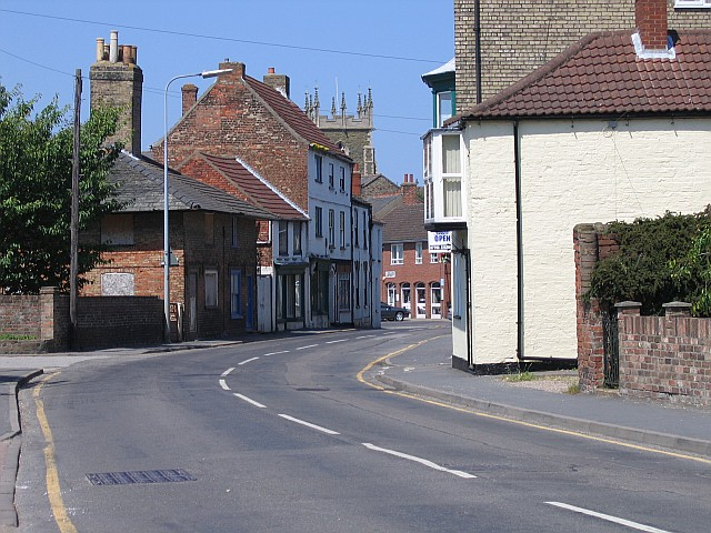 South Street, Alford