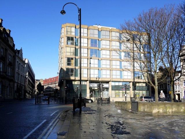 Sun Alliance House, Mosley Street