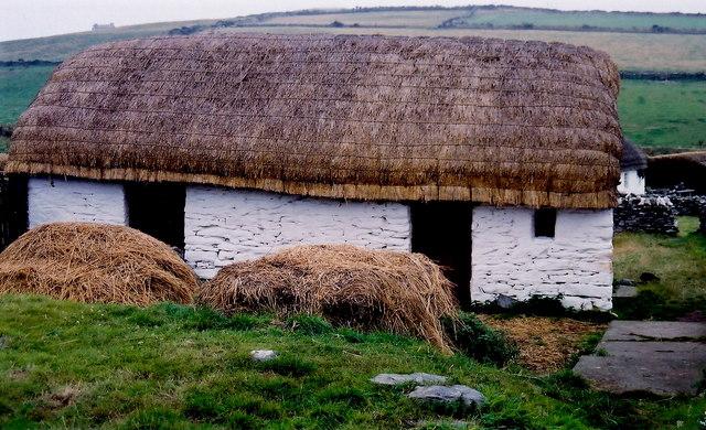 Cregneash Village - The Karran Farm