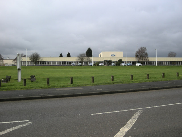 Daventry-Ford Motor Company