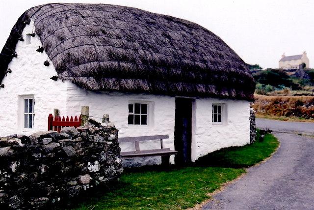Cregneash Village - The Turner's Shed