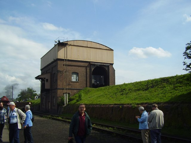 Didcot coaling stage
