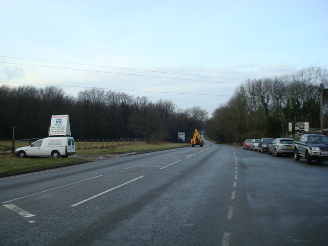 London Road, (A20), near Wrotham