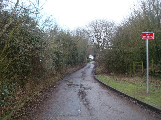 Old Coach Road, Wrotham