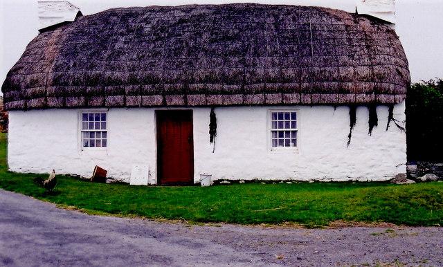 Cregneash Village - Harry Kelly's Cottage