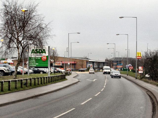 Pilsworth Road