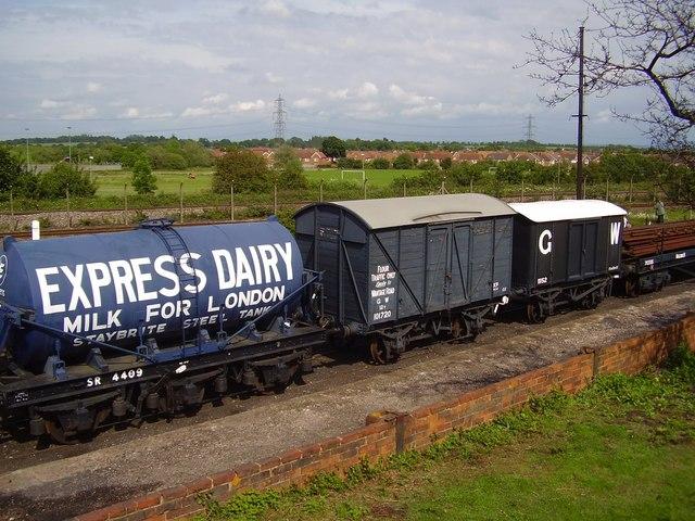 Great Western Railway Wagons