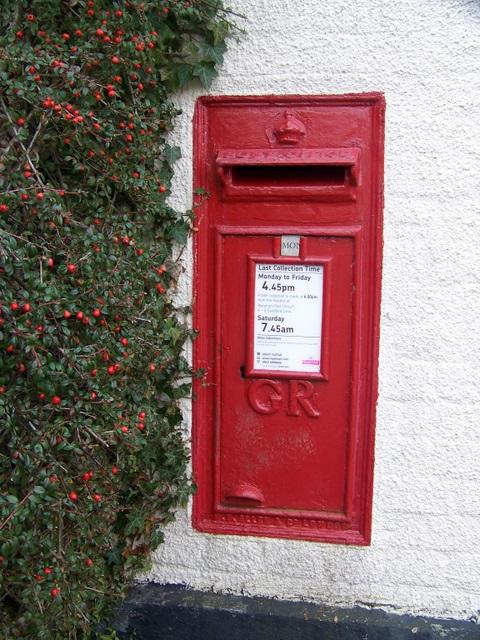 Postbox, Bloxworth