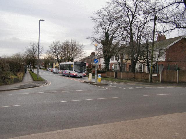 Bury Old Road