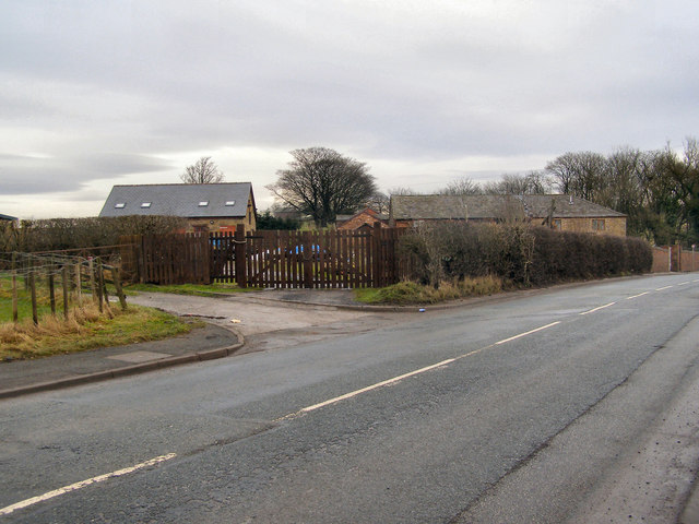 Coal Pits Farm, Moss Hall Road