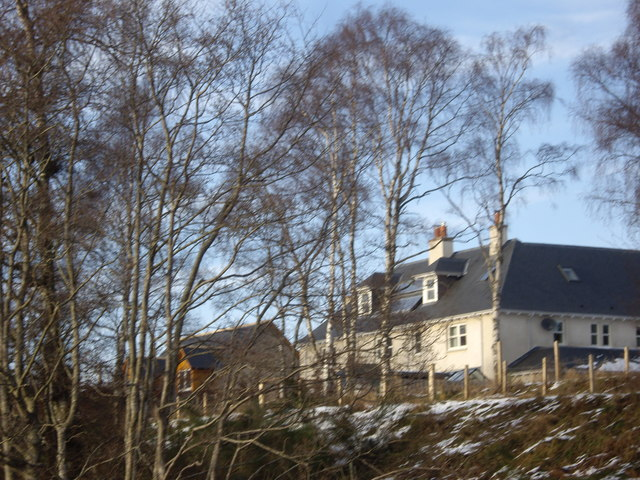 Buildings in 'Aboyne Old Town'