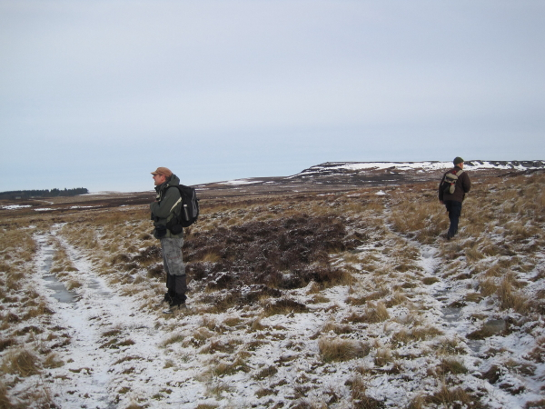 Pennine Way and Alternative Route