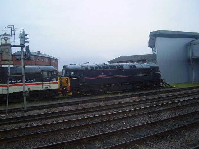 Class 33103