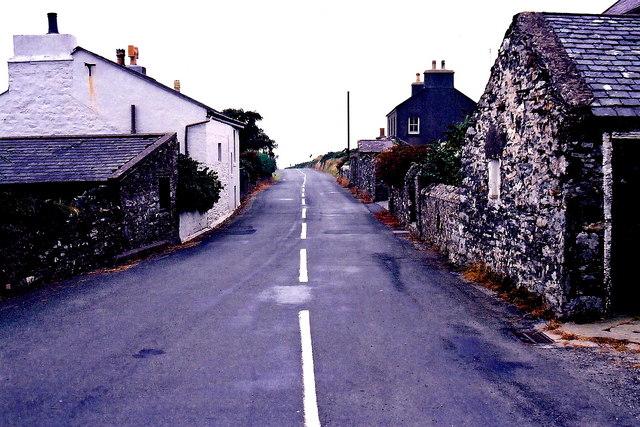 Cregneash Village - Cregneash Road (A31)