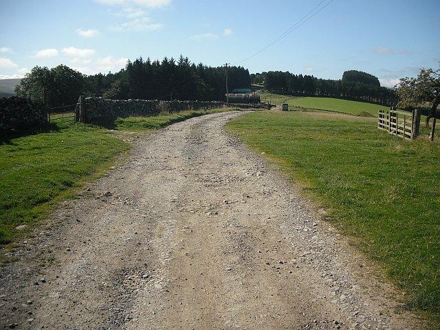 Road, Stobs