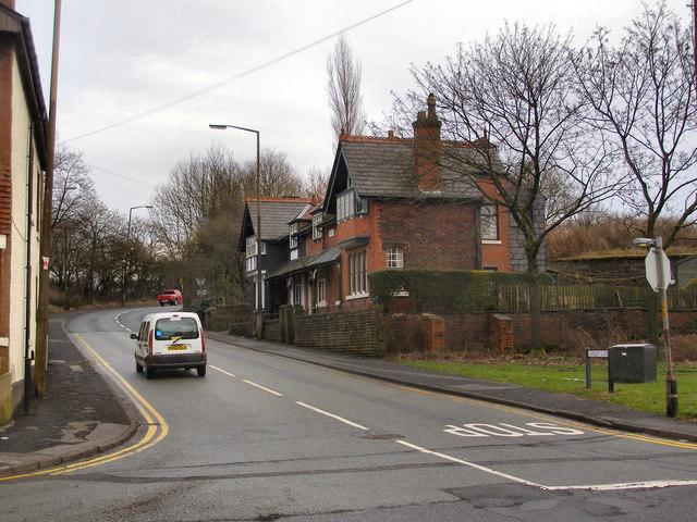 Langley Lane, Birch