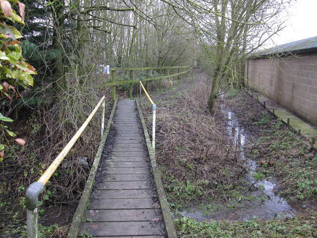 Footpath to Stetchworth Ley
