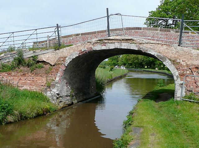 Platt's Bridge (No 5) near Burland, Cheshire