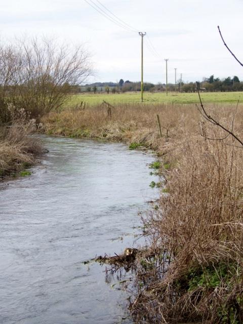 River, Anderson