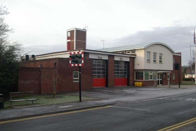 Northfield fire station