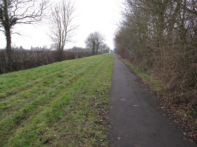 Byway to Burrough End