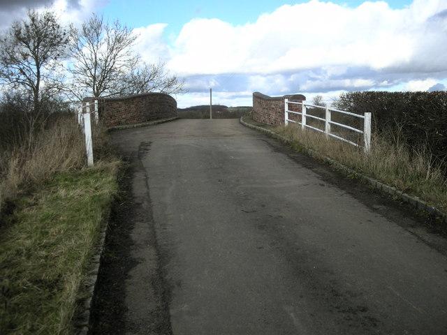 Claydon-Hay Bridge