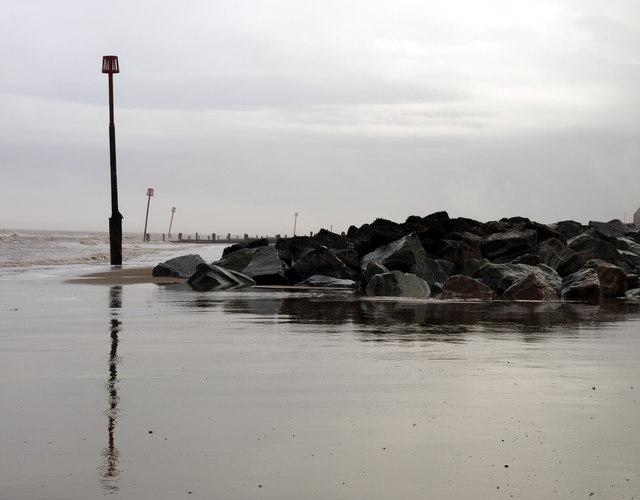 Withernsea Sea Defences