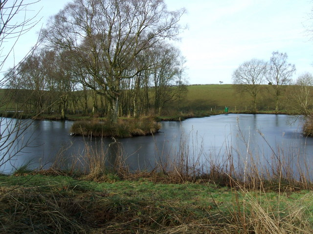 Cracrop Pond