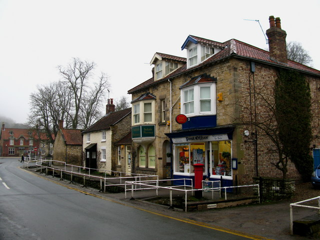 Thornton le Dale Post Office