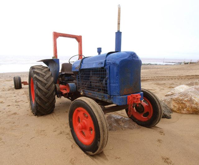 Seaside Traction