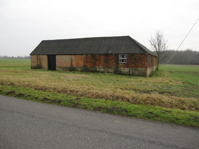 Brick Barn at Westley Waterless