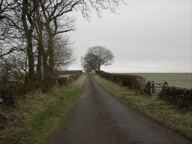 Road to Dundrennan