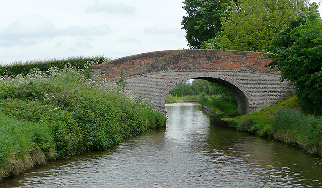 Bachehouse Bridge (No 2) near Hurleston Junction, Cheshire