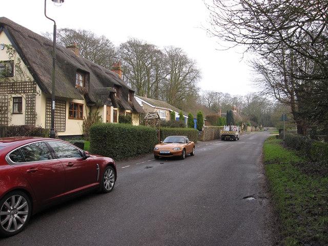Dullingham houses