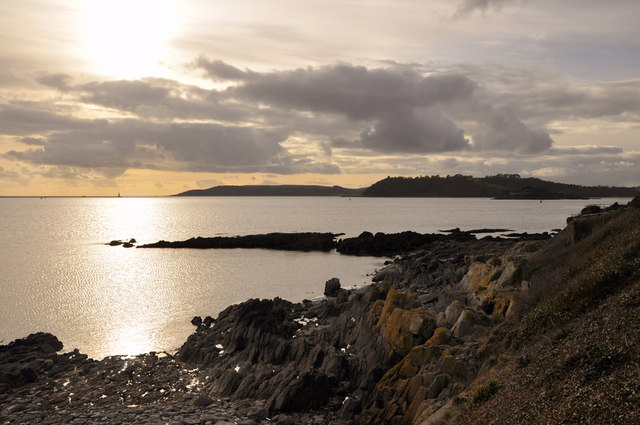 Mount Batten Point foreshore - Plymouth