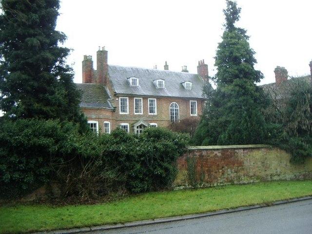 Cotesbach Manor House