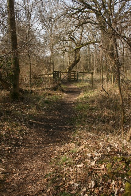 Track and gate, Thompson Common