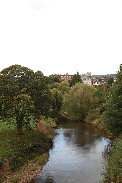 River Monnow Monmouth