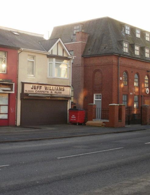 Jeff Williams Carpets & Rugs, Chepstow Road, Newport